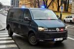 Praha - Policie - 7AK 4931 - MTW