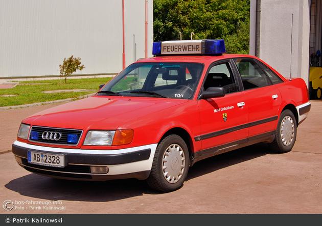 Einsatzfahrzeug Florian Großostheim 1001 Ad Bos Fahrzeuge