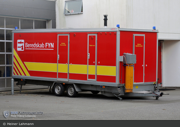 Odense - Beredskab Fyn - FwA-Dekon - P6