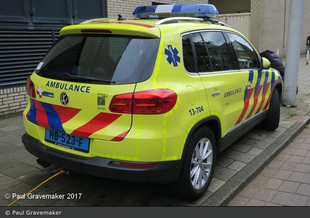 Amsterdam - Huisarts - PKW - 13-704