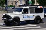 Budapest - Rendőrség - BeDoKw - T5