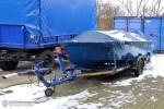 Heros Heide 36/Mehrzweckboot