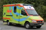 Sarnen - Kantonsspital Obwalden - RTW - 61 (a.D.)