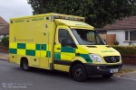 Bognor Regis - South East Coast Ambulance Service - RTW - 1109