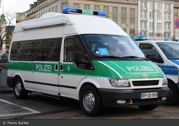 BP26-868 - Ford Transit 125 T350 - BATKW
