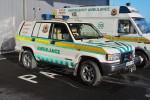 Tullamore - HSE National Ambulance Service - First Responder