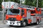 Arlon - Service Régional d'Incendie - DLK