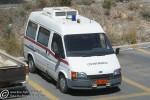 Kreta/Iraklion - Rettungsdienst - RTW