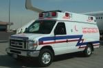 Dubai - Sheik Kalifa Hospital - RTW
