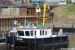 WSA Hamburg - Schub- und Aufsichtsboot - Stade