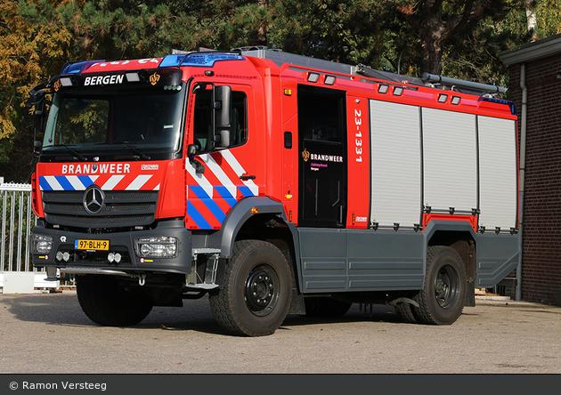 Bergen - Brandweer - HLF - 23-1331