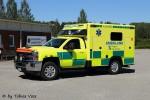 Edsbyn - Landstinget Gävleborg - Ambulans - 3 26-9350