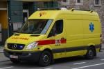 Eupen - Service Régionale d'Incendie - RTW