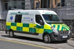 Castlebar - Beaumont Privat Ambulance Service - RTW