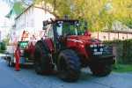 DGzRS Zugfahrzeug für Trailergespann SRB Hecht