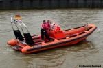Polizei Bremerhaven - Schlauchboot