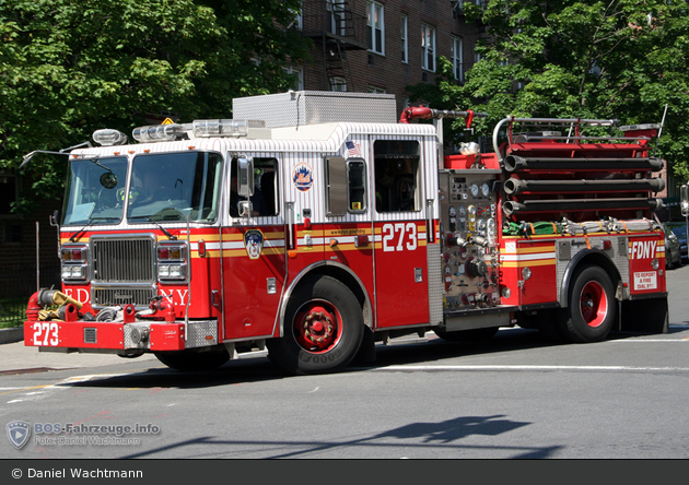 FDNY - Queens - Engine 273 - TLF