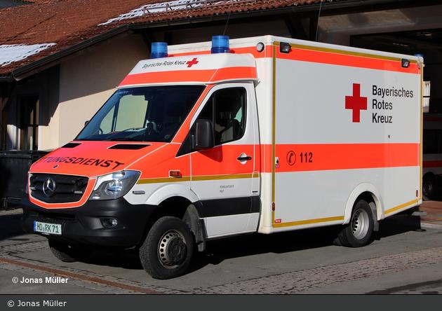 Rotkreuz Rehau 71/01