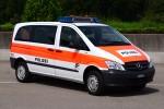 Neubüel - KaPo Zürich - Patrouillenwagen - 8719