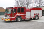 Mississauga - Fire & Emergency Services - Pumper 112