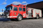Brampton - Fire and Emergency Services - Pumper 201