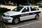 Drvar - Policija - FuStW
