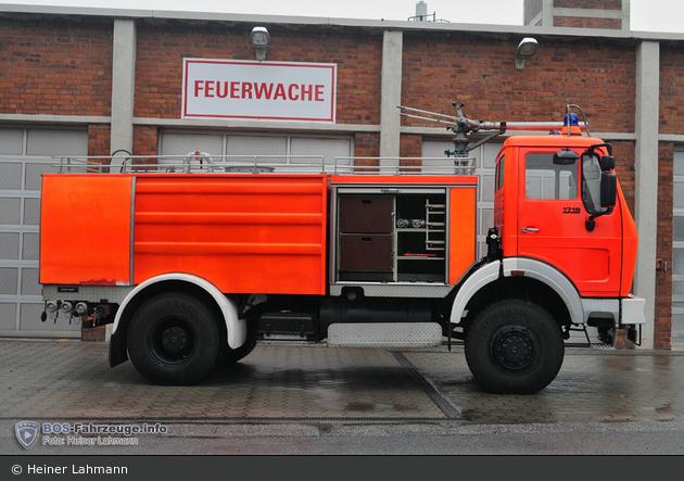 Einsatzfahrzeug Florian Hamburg Schindler Stf Hh C 8645 Bos