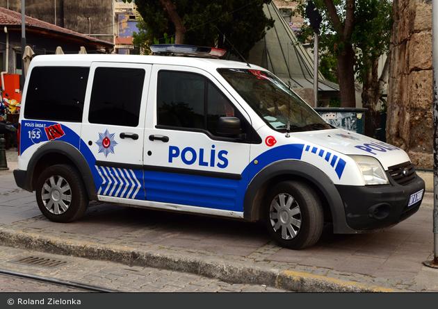 Antalya - Emniyet Genel Müdürlüğü - FuStW