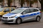 Wrocław - Policja - FuStW - B202