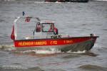 Florian Hamburg Moorburg Kleinboot