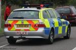 London - Metropolitan Police Service - Road Policing Unit - FuStW - DZY