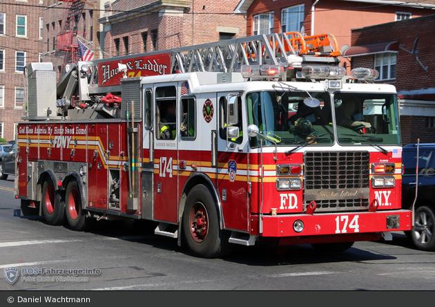 FDNY - Brooklyn - Ladder 174 - DL