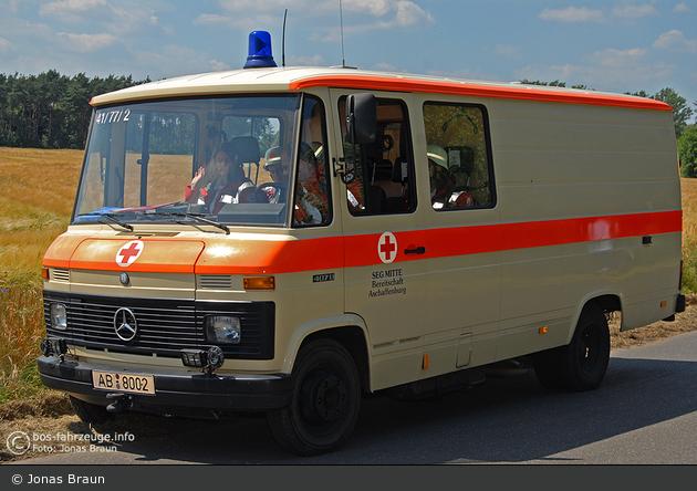 Rotkreuz Aschaffenburg 41/77-02 (a.D.)