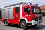 """Veszprém - Tűzoltóság - TLF 2000"""""""