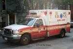 FDNY - Ambulance 166