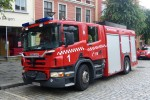 Bergen - Brannvesen - HLF - 1