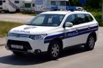 Zagreb - Policija - Granična Policija - FüKW