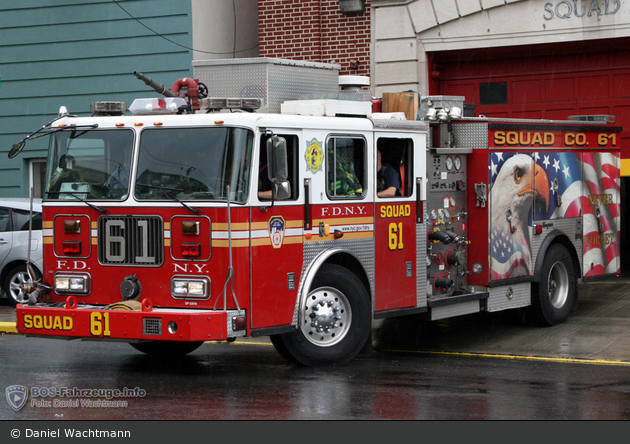 FDNY - Bronx - Squad 061 - HTLF