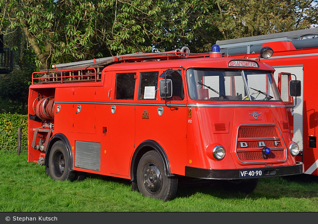 Amsterdam - Brandweer - LF - 152 (a.D.)