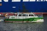 Zollboot Kuhwerder - Hamburg (a.D.)