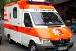 Krankentransporte Rudolph - RTW
