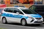 BP16-420 - Opel Zafira Tourer - FuStW