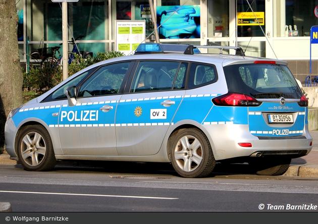 B-30956 - Opel Zafira Tourer - FuStW