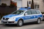 Ludwigsburg - VW Passat - FuStW (BWL 4-1025)
