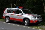 Saalfeld - Deutsche Bahn AG - Unfallhilfsfahrzeug