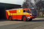 Duxford - Airport Fire Service - FLF 4