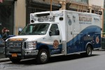 NYC - Brooklyn - Chevra Hatzalah Volunteer Ambulance Corp. Inc - Ambulance MT-1 - RTW