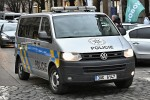 Praha - Policie - 3AK 6147 - FuStW