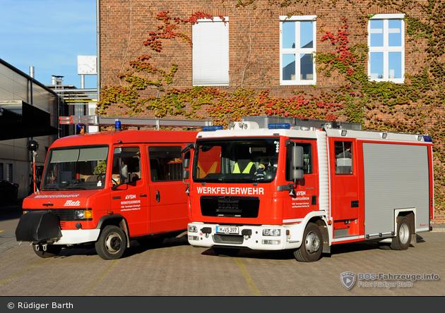 NI - WF VSM AG Hannover - TSF-Sonder + LF 10