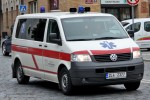 Jilemnice - Ambulance van Doornik - KTW
